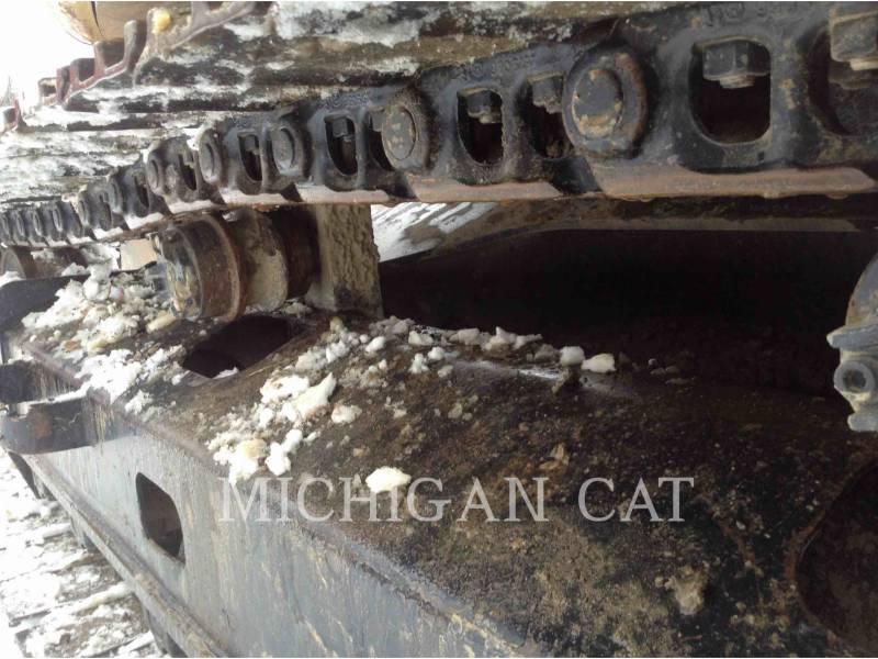 CATERPILLAR TRACK EXCAVATORS 314CCR equipment  photo 16