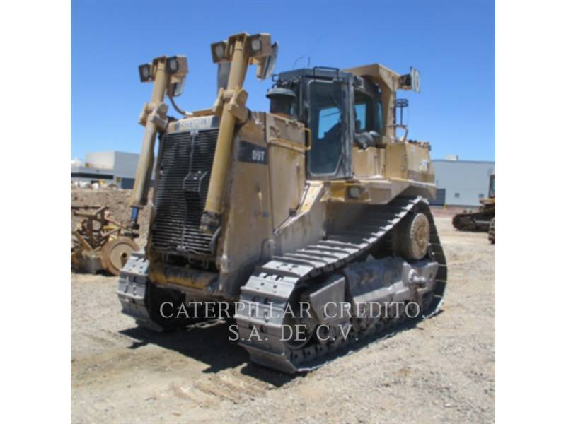 CATERPILLAR KETTENDOZER D9T equipment  photo 8