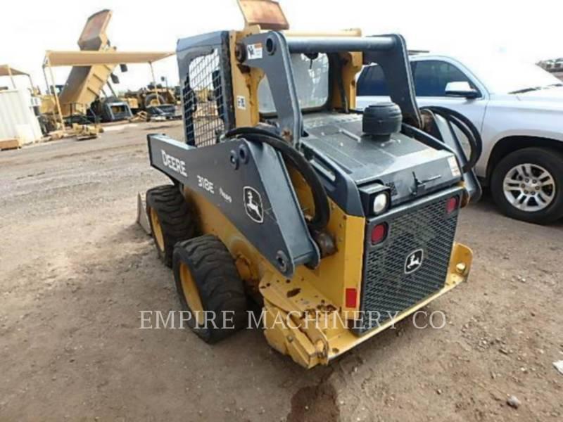 JOHN DEERE MINIÎNCĂRCĂTOARE RIGIDE MULTIFUNCŢIONALE 318E equipment  photo 5