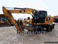 CATERPILLAR PELLES SUR CHAINES M314F equipment  photo 1