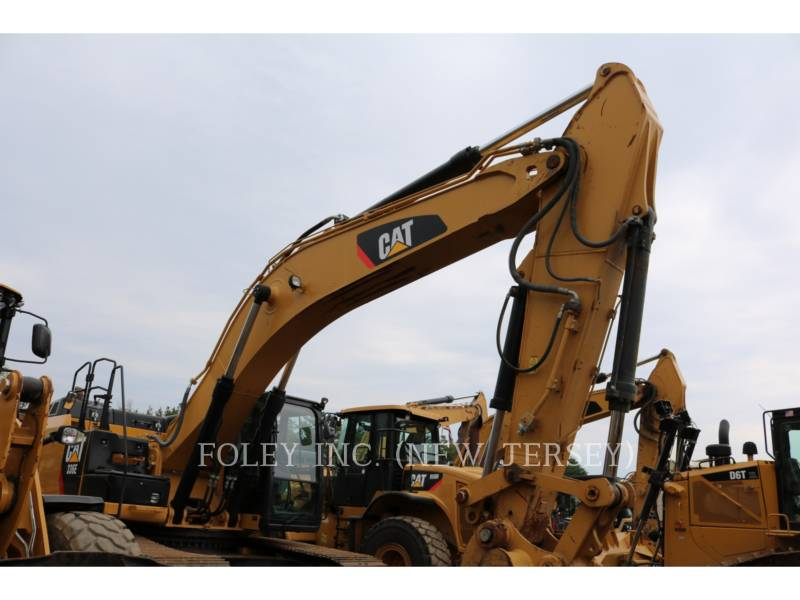 CATERPILLAR TRACK EXCAVATORS 336EL TC equipment  photo 2