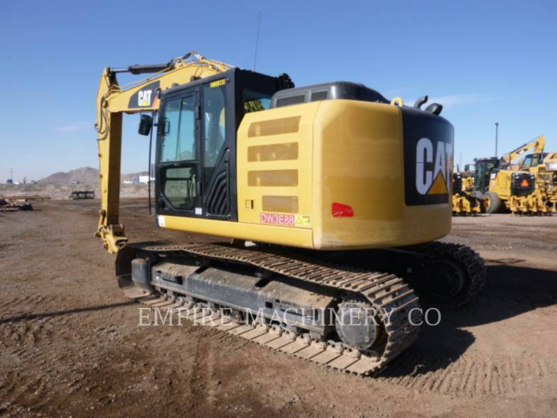 CATERPILLAR TRACK EXCAVATORS 320E LRR P equipment  photo 3