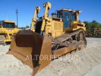 CATERPILLAR TRACK TYPE TRACTORS D8R II equipment  photo 1