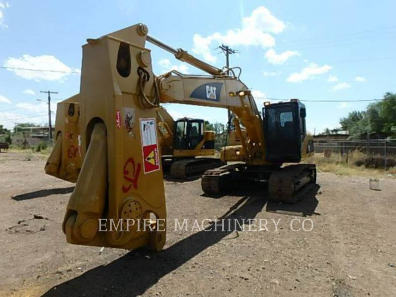 CATERPILLAR TRACK EXCAVATORS 320C equipment  photo 1