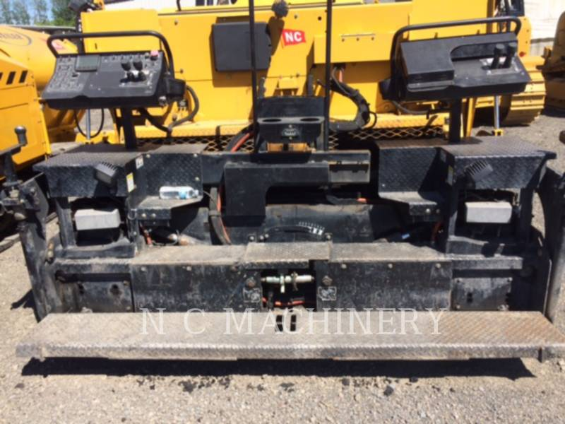 CATERPILLAR ASPHALT PAVERS P385A equipment  photo 9