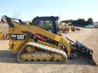 Equipment photo CATERPILLAR 299D TRACK LOADERS 1