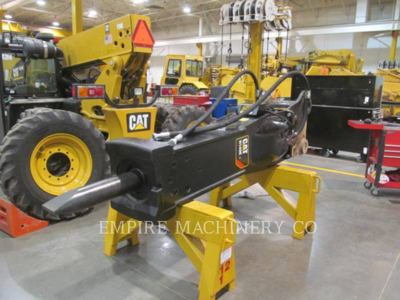 CATERPILLAR HERRAMIENTA DE TRABAJO - MARTILLO H140ES equipment  photo 6