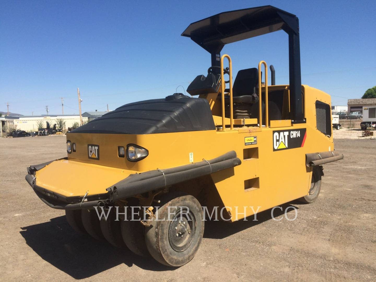 Detail photo of 2013 Caterpillar CW14 from Construction Equipment Guide