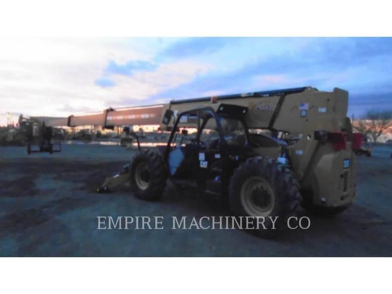CATERPILLAR MANIPULADOR TELESCÓPICO TL1055D equipment  photo 3