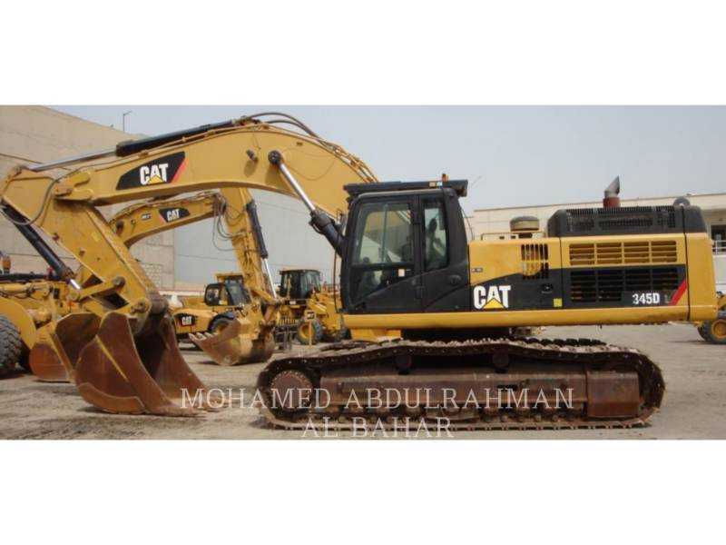 CATERPILLAR EXCAVADORAS DE CADENAS 345 D equipment  photo 2