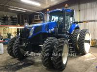 Equipment photo NEW HOLLAND LTD. T8.410 TRACTOARE AGRICOLE 1