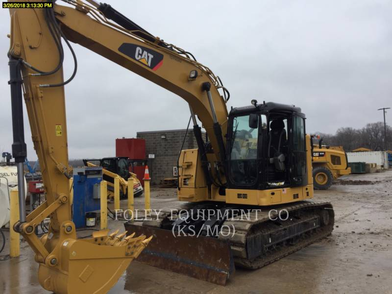 CATERPILLAR EXCAVADORAS DE CADENAS 315FL9 equipment  photo 1