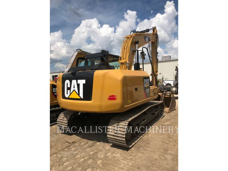 CATERPILLAR ESCAVATORI CINGOLATI 313 F L GC equipment  photo 3