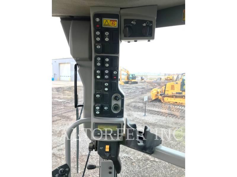CATERPILLAR RÓWNIARKI SAMOBIEŻNE 140M2AWD equipment  photo 9