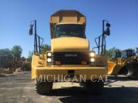 Caterpillar CAMIOANE ARTICULATE 740 T equipment  photo 2