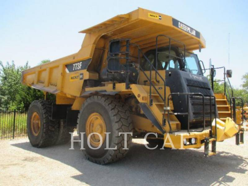 CATERPILLAR DUMPER A TELAIO RIGIDO 773F equipment  photo 1