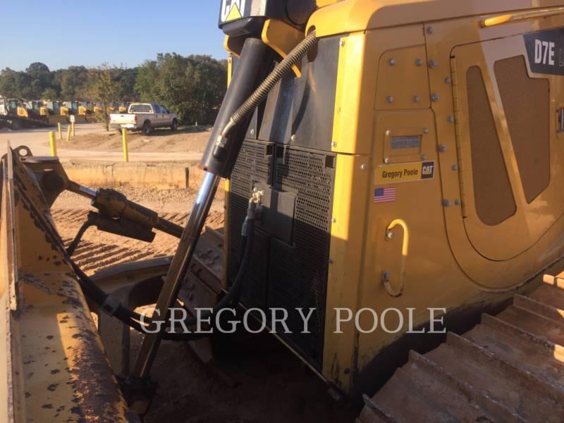 CATERPILLAR TRACK TYPE TRACTORS D7E LGP equipment  photo 18
