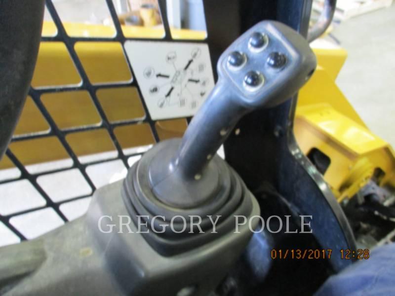 CATERPILLAR MINICARGADORAS 262D equipment  photo 14