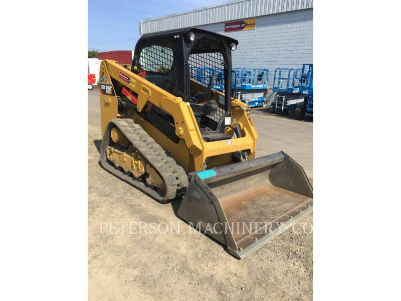 CATERPILLAR PALE CINGOLATE MULTI TERRAIN 239D equipment  photo 2