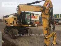 CATERPILLAR WHEEL EXCAVATORS M315D equipment  photo 5