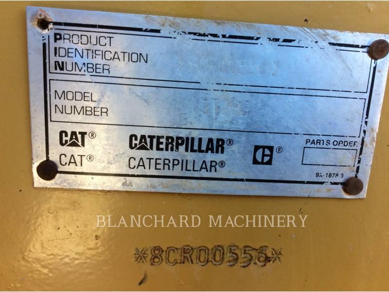 CATERPILLAR CARGADORES DE RUEDAS IT28G equipment  photo 6