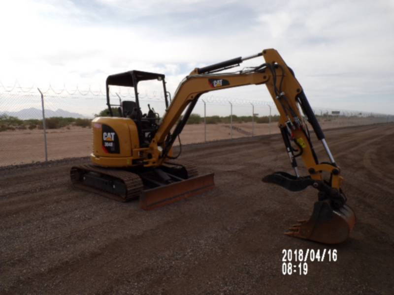 CATERPILLAR TRACK EXCAVATORS 304E2 equipment  photo 7