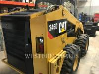 CATERPILLAR CHARGEURS COMPACTS RIGIDES 246 D equipment  photo 3