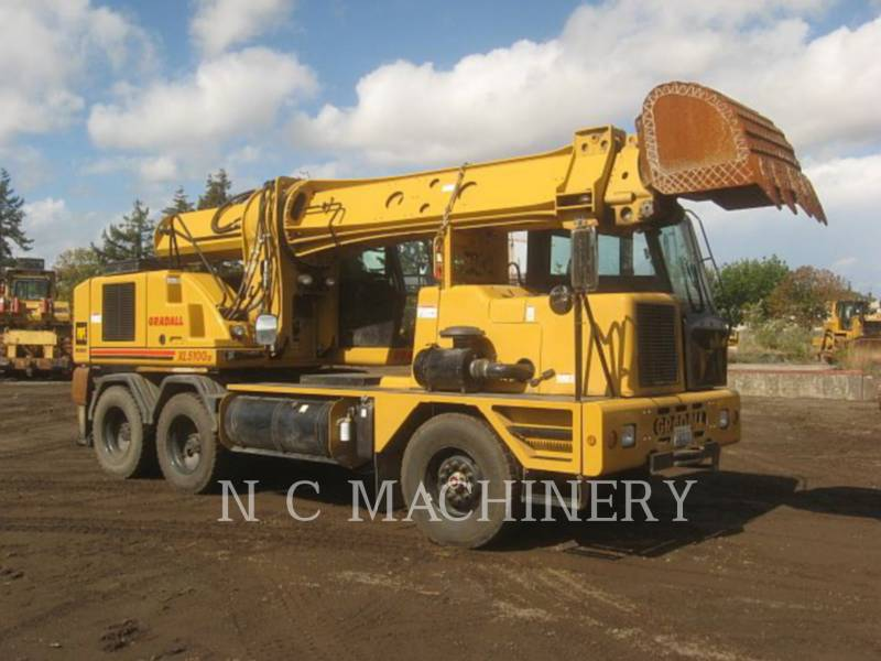 GRADALL COMPANY OVERIGE XL5100IV equipment  photo 2