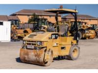 CATERPILLAR VIBRATORY DOUBLE DRUM ASPHALT CC34 equipment  photo 1