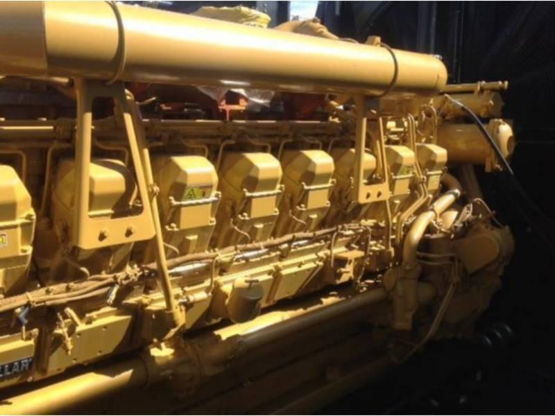 CATERPILLAR STATIONARY GENERATOR SETS 3516B equipment  photo 4