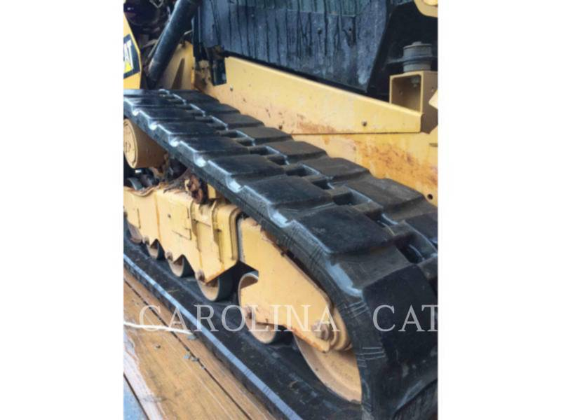 CATERPILLAR TRACK LOADERS 259D equipment  photo 6