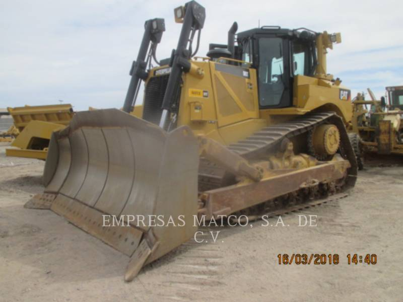 CATERPILLAR TRACK TYPE TRACTORS D 8 T equipment  photo 3