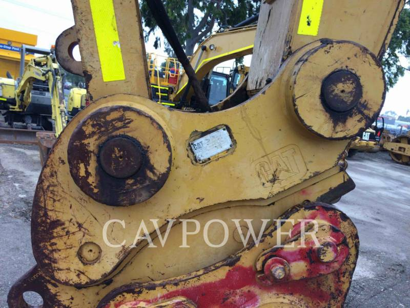 CATERPILLAR EXCAVADORAS DE CADENAS 329D equipment  photo 8