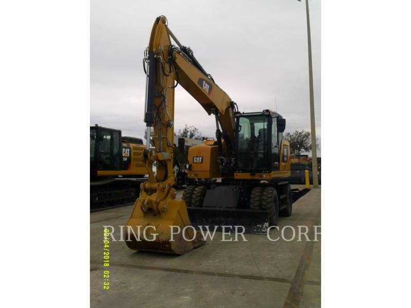 CATERPILLAR ESCAVADEIRAS DE RODAS M315F equipment  photo 1
