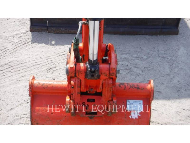 KUBOTA CANADA LTD. ESCAVADEIRAS KX018-4 equipment  photo 10