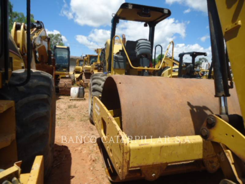 CATERPILLAR COMPACTADORES DE SUELOS CS-533E equipment  photo 2