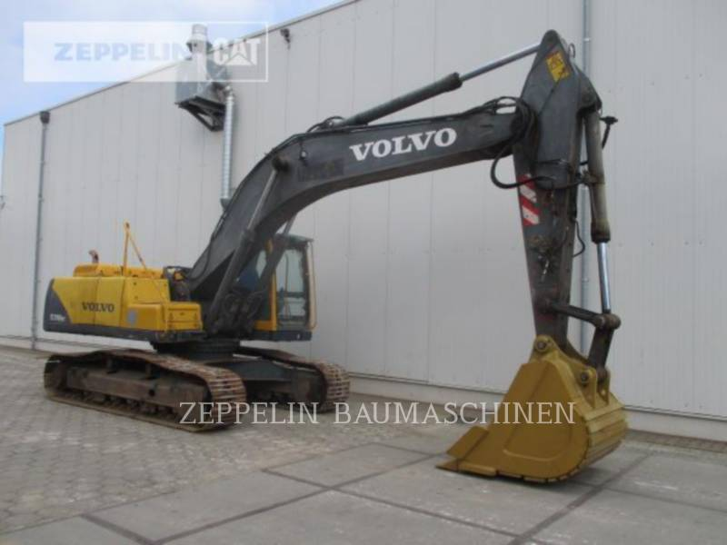 VOLVO CONSTRUCTION EQUIPMENT TRACK EXCAVATORS EC290BNLC equipment  photo 3