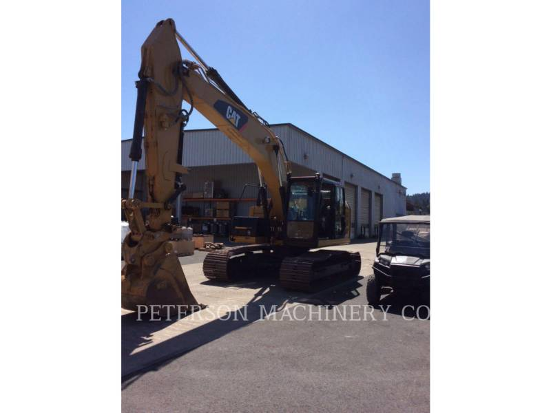 CATERPILLAR EXCAVADORAS DE CADENAS 320EL RR equipment  photo 1