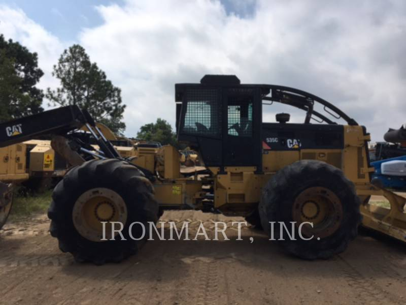 CATERPILLAR SILVICULTURA - TRATOR FLORESTAL 535C equipment  photo 2
