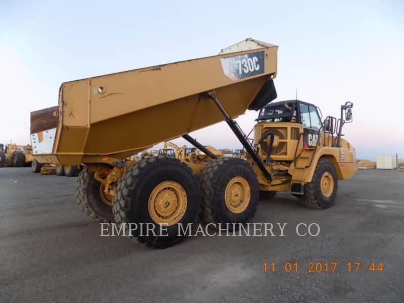 CATERPILLAR ダンプ・トラック 730C equipment  photo 4