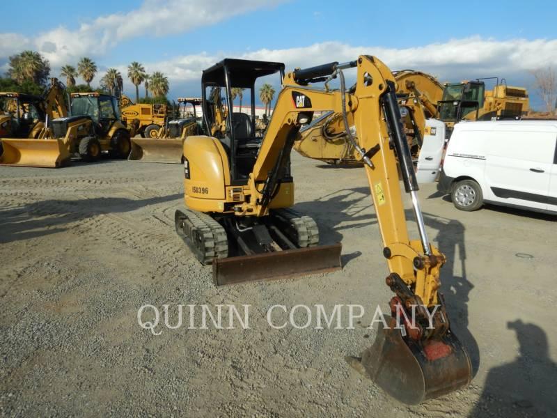 CATERPILLAR TRACK EXCAVATORS 303E CR equipment  photo 2