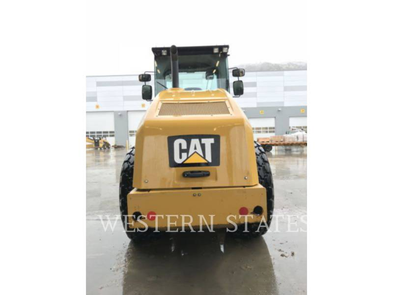 CATERPILLAR EINZELVIBRATIONSWALZE, GLATTBANDAGE CS68B equipment  photo 7