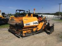Equipment photo LEE-BOY 8500C ASPHALT PAVERS 1