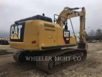 CATERPILLAR EXCAVADORAS DE CADENAS 326F L equipment  photo 3