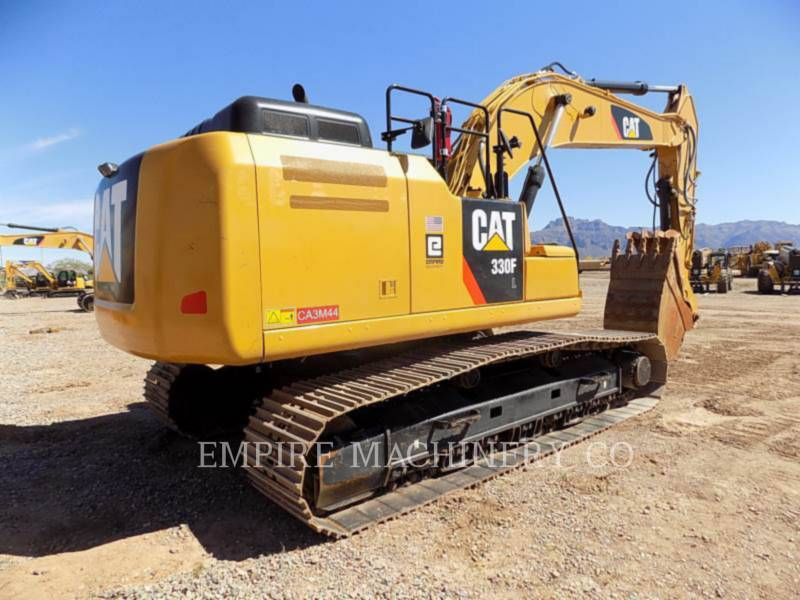 CATERPILLAR KETTEN-HYDRAULIKBAGGER 330F TH  P equipment  photo 2