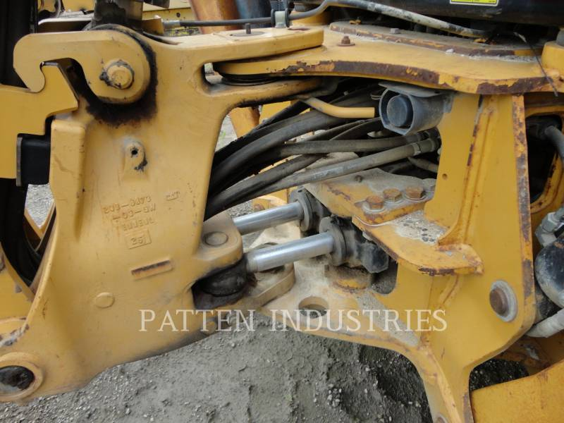 CATERPILLAR BACKHOE LOADERS 430EST equipment  photo 14