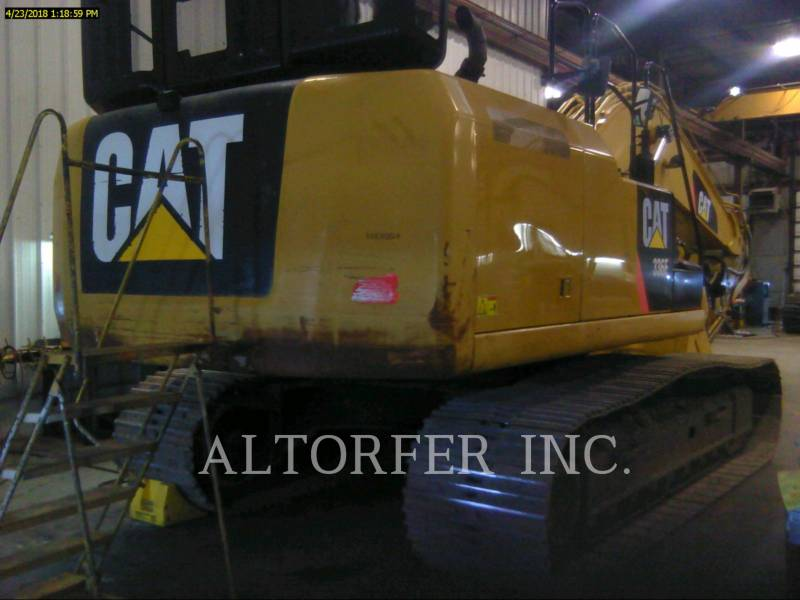 CATERPILLAR PELLES SUR CHAINES 336EL TH equipment  photo 3