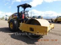Equipment photo CATERPILLAR CS56B COMPATTATORE A SINGOLO TAMBURO VIBRANTE LISCIO 1
