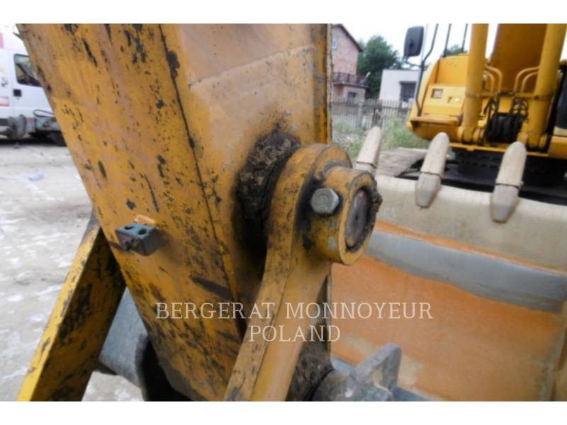 JCB KETTEN-HYDRAULIKBAGGER 240LC equipment  photo 12