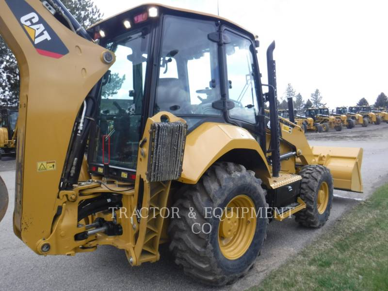 CATERPILLAR TERNE 420F2ST equipment  photo 6